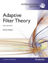 Cover Adaptive Filter Theory : International Edition