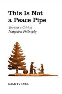 Cover This Is Not a Peace Pipe