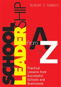 Cover School Leadership From A to Z