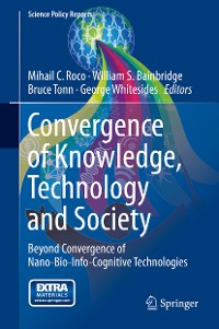 Cover Convergence of Knowledge, Technology and Society