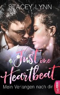 Cover Just One Heartbeat - Mein Verlangen nach dir