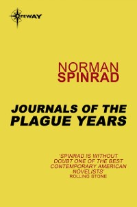 Cover Journals of the Plague Years