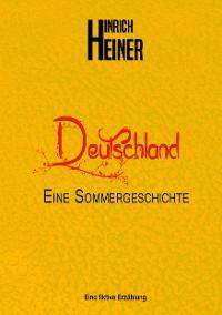 Cover Deutschland eine Sommergeschichte
