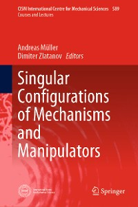 Cover Singular Configurations of Mechanisms and Manipulators