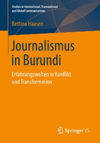 Cover Journalismus in Burundi