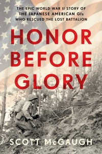 Cover Honor Before Glory