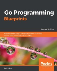 Cover Go Programming Blueprints - Second Edition