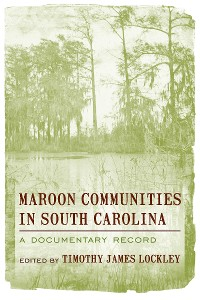 Cover Maroon Communities in South Carolina