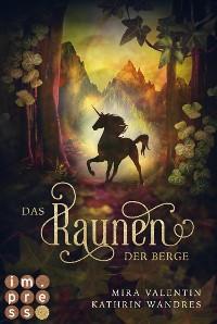 Cover Das Raunen der Berge (Die Keloria-Saga 2)