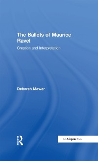 Cover Ballets of Maurice Ravel