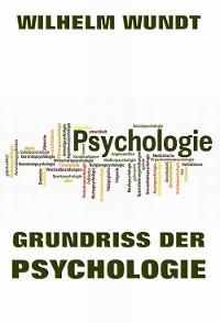 Cover Grundriss der Psychologie