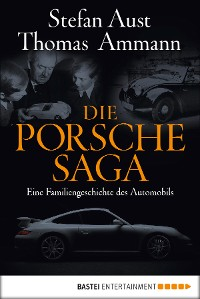 Cover Die Porsche-Saga
