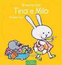 Cover Al mare con Tina e Milo