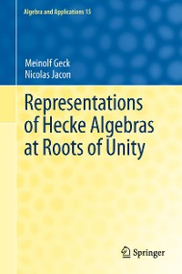 Cover Representations of Hecke Algebras at Roots of Unity