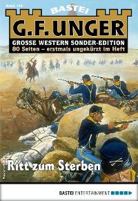 Cover G. F. Unger Sonder-Edition 165 - Western