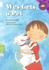 Cover Wes Gets a Pet