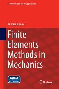Cover Finite Elements Methods in Mechanics