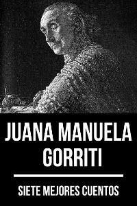 Cover 7 mejores cuentos de Juana Manuela Gorriti
