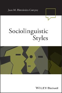 Cover Sociolinguistic Styles