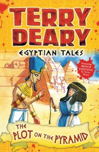 Cover Egyptian Tales: The Plot on the Pyramid