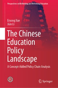 Cover The Chinese Education Policy Landscape