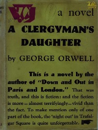 Cover A Clergyman's Daughter