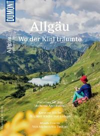 Cover DuMont BILDATLAS Allgäu