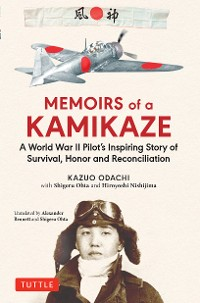 Cover Memoirs of a Kamikaze