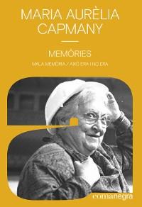 Cover Memòries