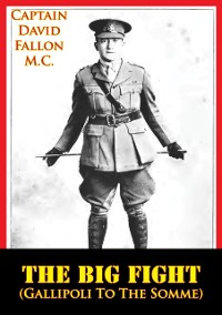 Cover Big Fight (Gallipoli To The Somme) [Illustrated Edition]