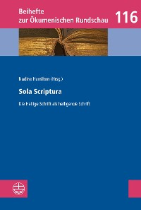 Cover Sola Scriptura