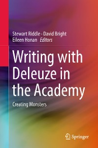 Cover Writing with Deleuze in the Academy