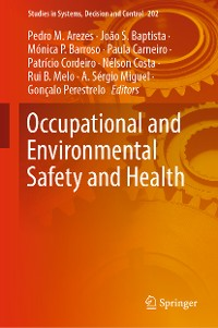 Cover Occupational and Environmental Safety and Health