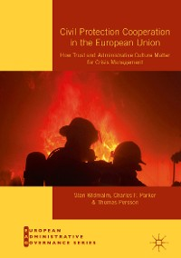 Cover Civil Protection Cooperation in the European Union