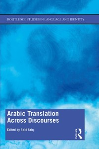 Cover Arabic Translation Across Discourses