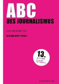 Cover ABC des Journalismus