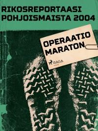 Cover Operaatio maraton