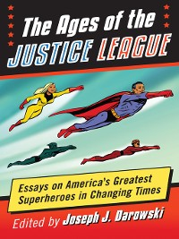 Cover The Ages of the Justice League