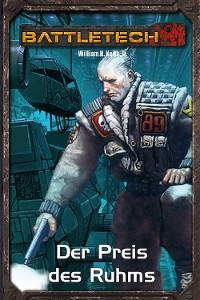 Cover BattleTech Legenden 03 - Gray Death 3