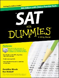 Cover SAT For Dummies