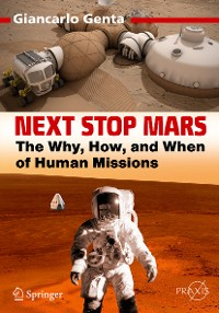 Cover Next Stop Mars