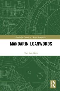 Cover Mandarin Loanwords