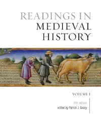Cover Readings in Medieval History, Volume I