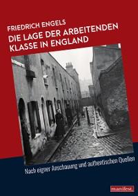 Cover Die Lage der arbeitenden Klasse in England