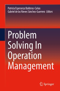 Cover Problem Solving In Operation Management