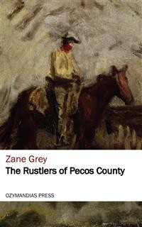Cover The Rustlers of Pecos County