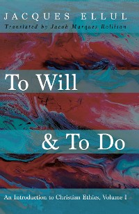 Cover To Will & To Do
