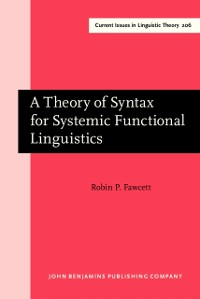 Cover Theory of Syntax for Systemic Functional Linguistics