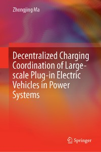 Cover Decentralized Charging Coordination of Large-scale Plug-in Electric Vehicles in Power Systems