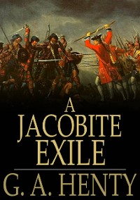 Cover Jacobite Exile